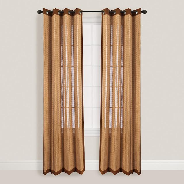 Bamboo Grommet Panels5