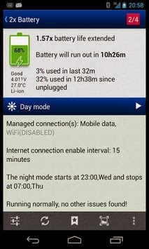 2x Battery Pro - Battery Saver free download