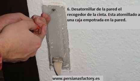 Persianas factory c mo cambiar la cuerda de una persiana - Como colocar la cuerda de una persiana ...
