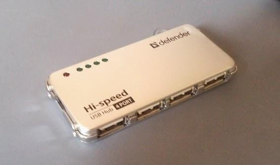 usb хаб для ноутбука