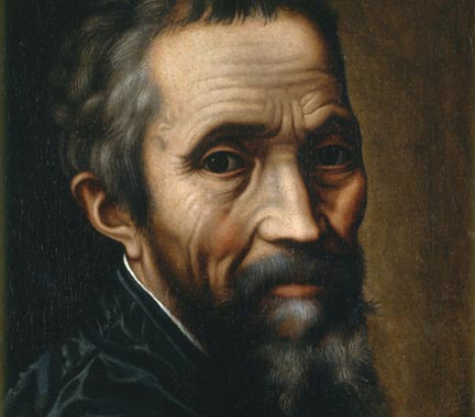 an introduction to the life and history of michelangelo The parallels between michelangelo's era and our own are giant, and  a person  born in 1970 has seen the world's population double and.