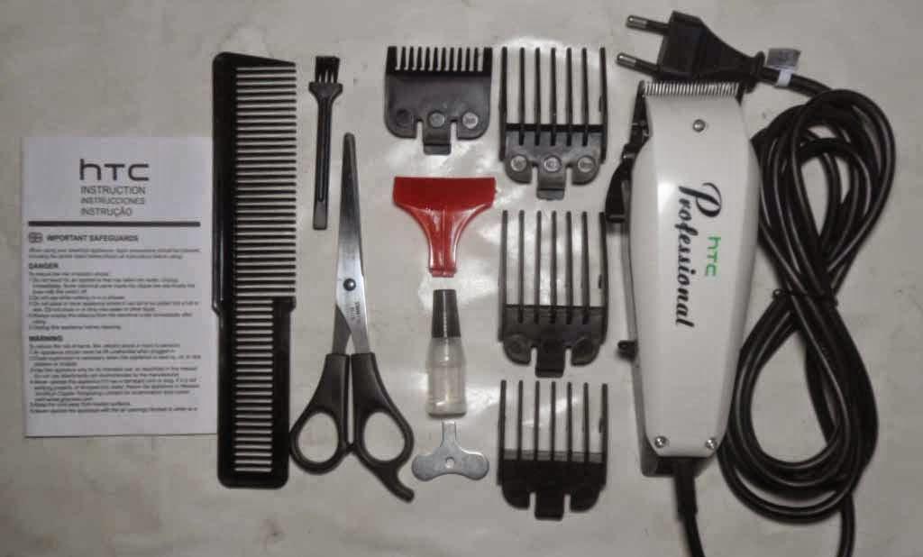 alat cukur HTC CT - 303 Hair Clipper Professional (ALAT CUKUR BERKUALITAS) c638641234