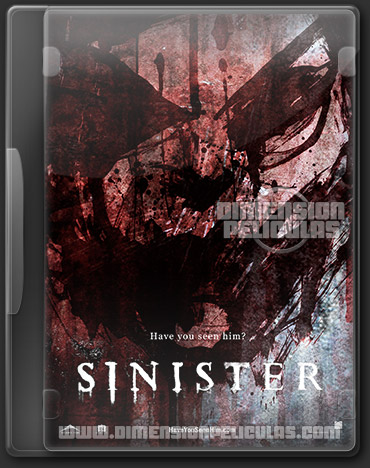 Sinister (BRRip HD Español Latino) (2012)