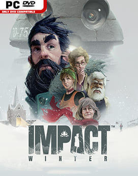 Impact Winter Baixar torrent download capa