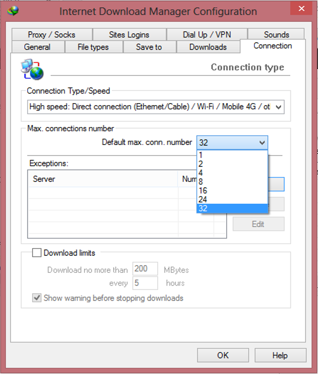 internet speed booster  for windows 8
