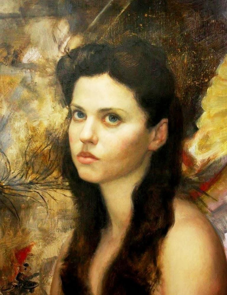 rostros-artisticos-femeninos-al-oleo