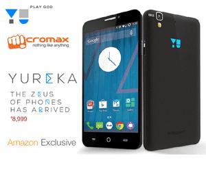 Micromax Yureka Smartphone