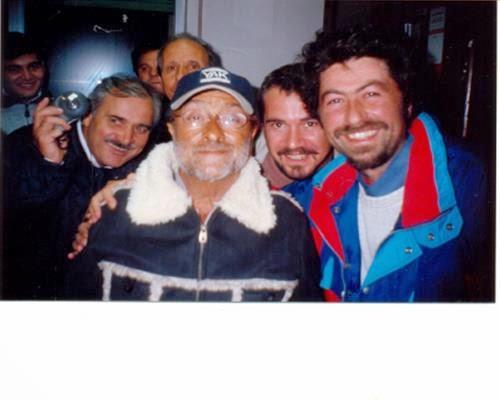 Io Nico e Lucio Dalla a Orsara di Puglia