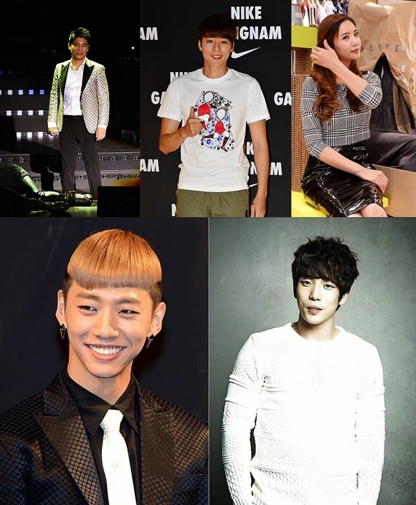 Lim Chang Jung, 2AM's Changmin, B.A.P's Bang Yong Guk and more to join 'Law of The Jungle' in Costa Rica