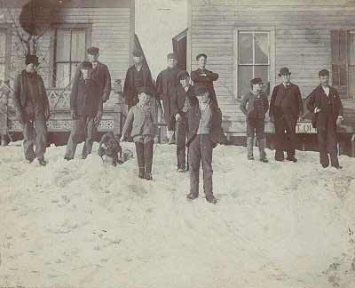 Schoolhouse Blizzard - Wikipedia