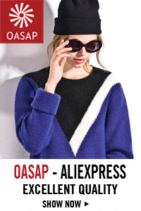 OASAP IN ALIEXPRESS