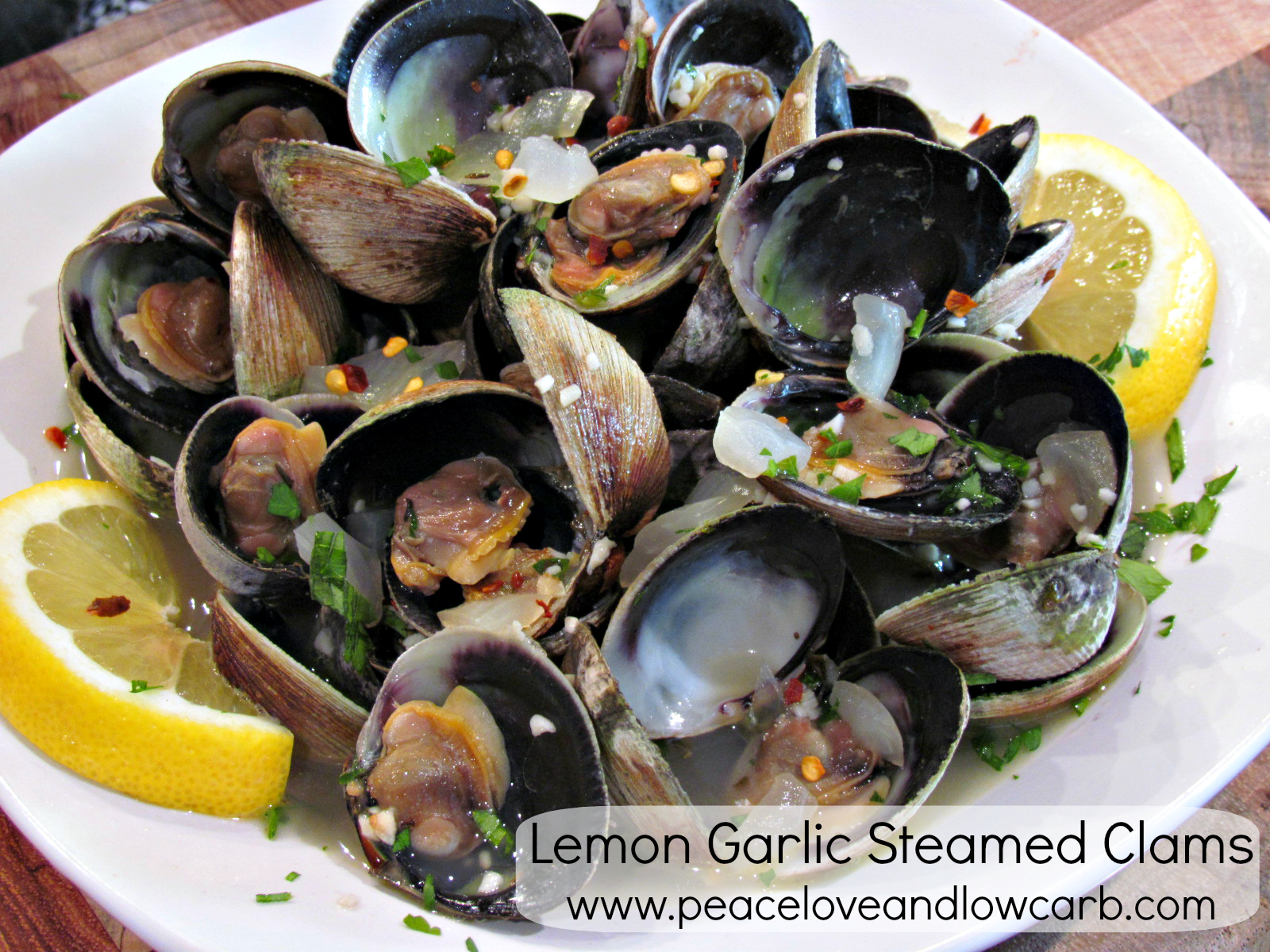 Soft Shell Clams (Steamers) With Garlic Butter Recipe ...