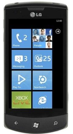 Ombre sul futuro Lg e sistema operativo mobile Microsoft
