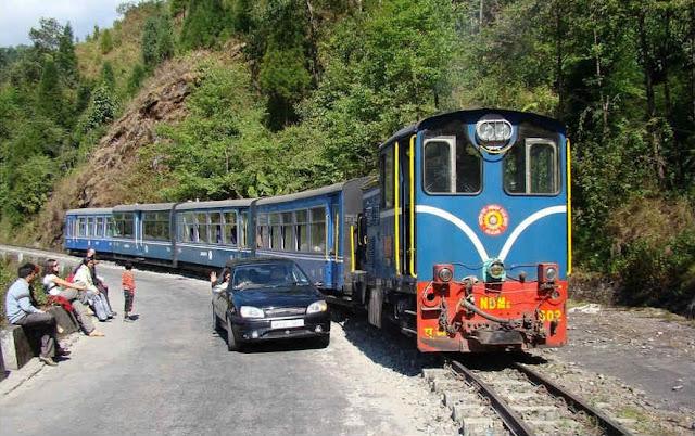 Exotic Himalyan Railway