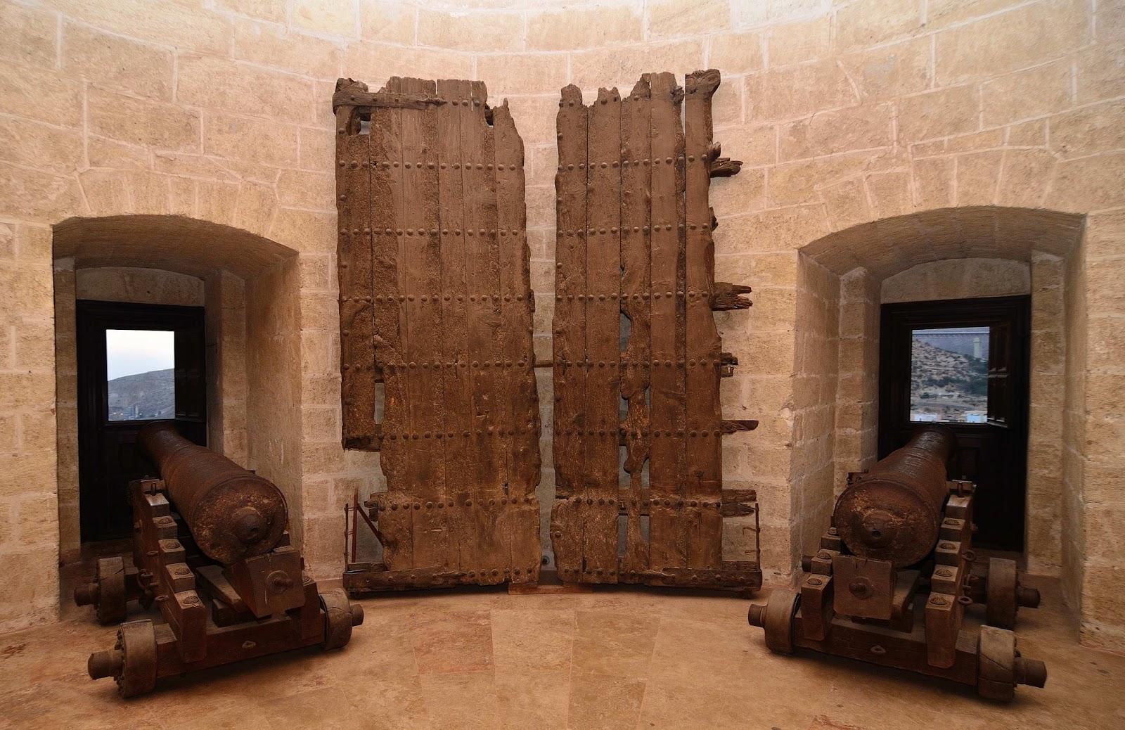 Gupesal Interior De La Alcazaba De Almer A
