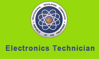 April 2013 Electronics Technician Board Exam Results