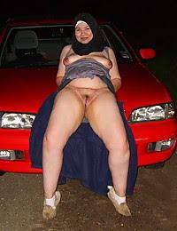 pamer memek arab