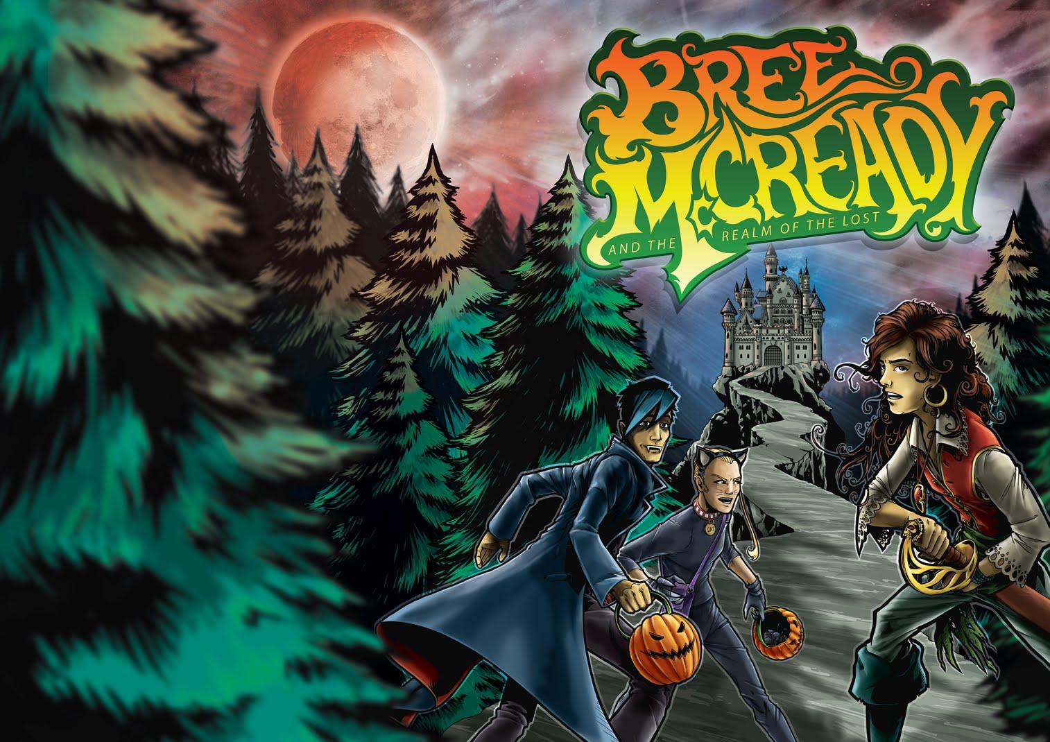 Bree 3 Cover Art