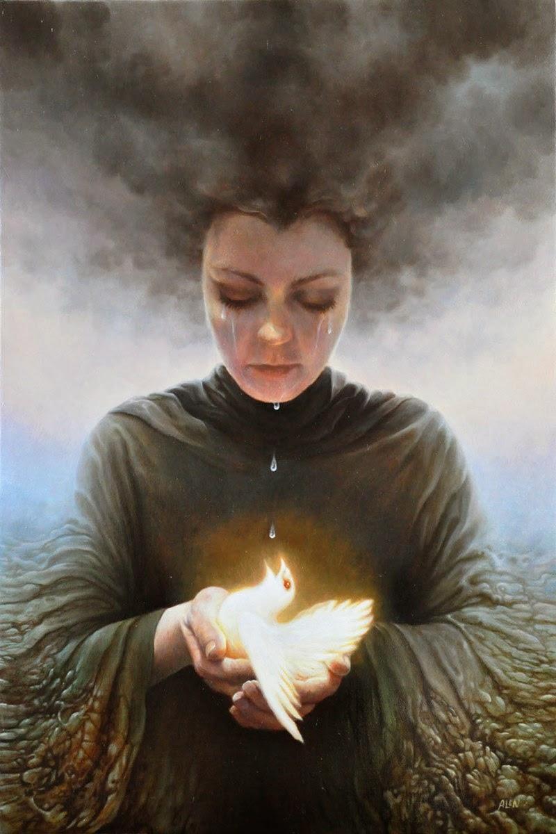Magical Art by Tomasz Alen Kopera