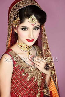 Mawra hocane New Bridal Shoot images