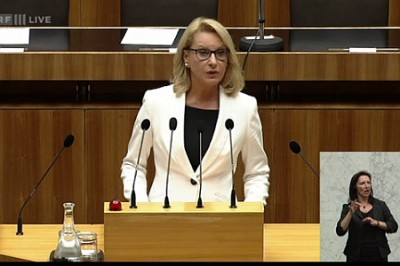 Депутат австрийского парламента: Ассоциация ЕС с Украиной - это безумие