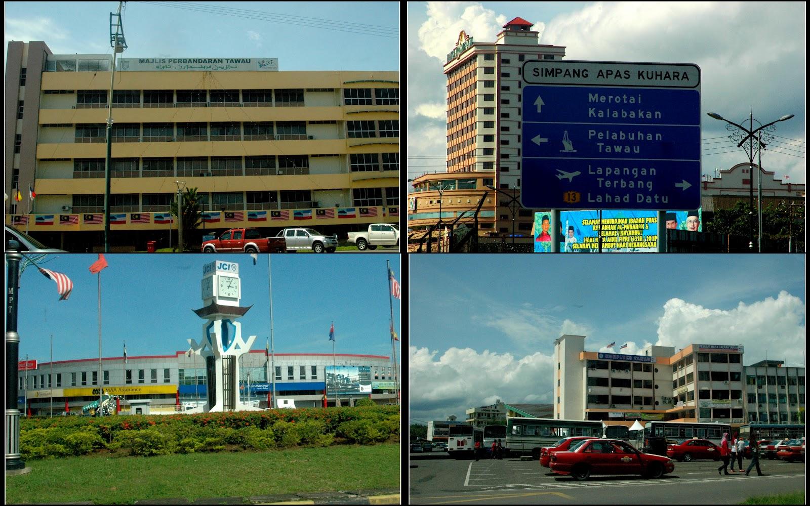 Tawau Malaysia  city photo : Ronda Ronda Sekitar Pusat Bandar Tawau, Sabah | ! LUNA LANUN !