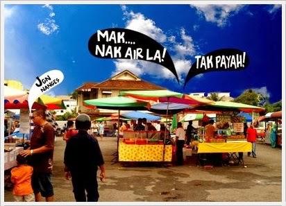 5 Tips Berjimat Di Bazaar Ramadhan