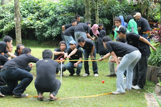 Team Building di Bogor
