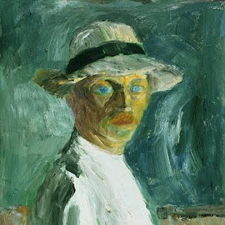 Emil Nolde - Autoprtrait,1917.