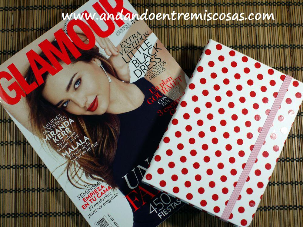 Revista Glamour Diciembre 2014