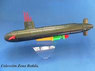 "Submarino Americano Clase ""Ohio""."