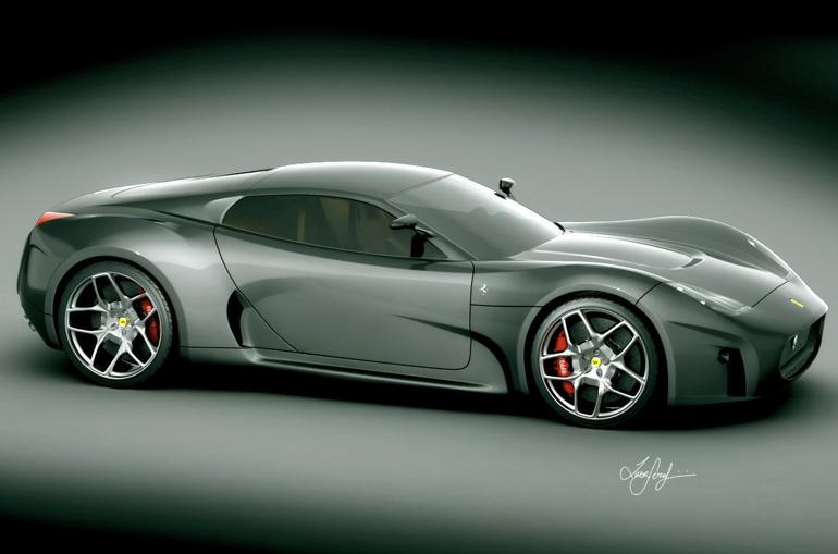 Sports And Celebrities: Stunning Concept Cars Designs(Audi,BMW,Buggatti,Cadillac,Citroen,Dacia ...