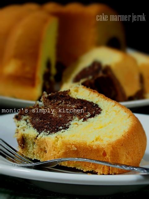 resep cake jeruk butter cake