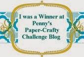 Penny's Challenge Winner (#196 & 238)