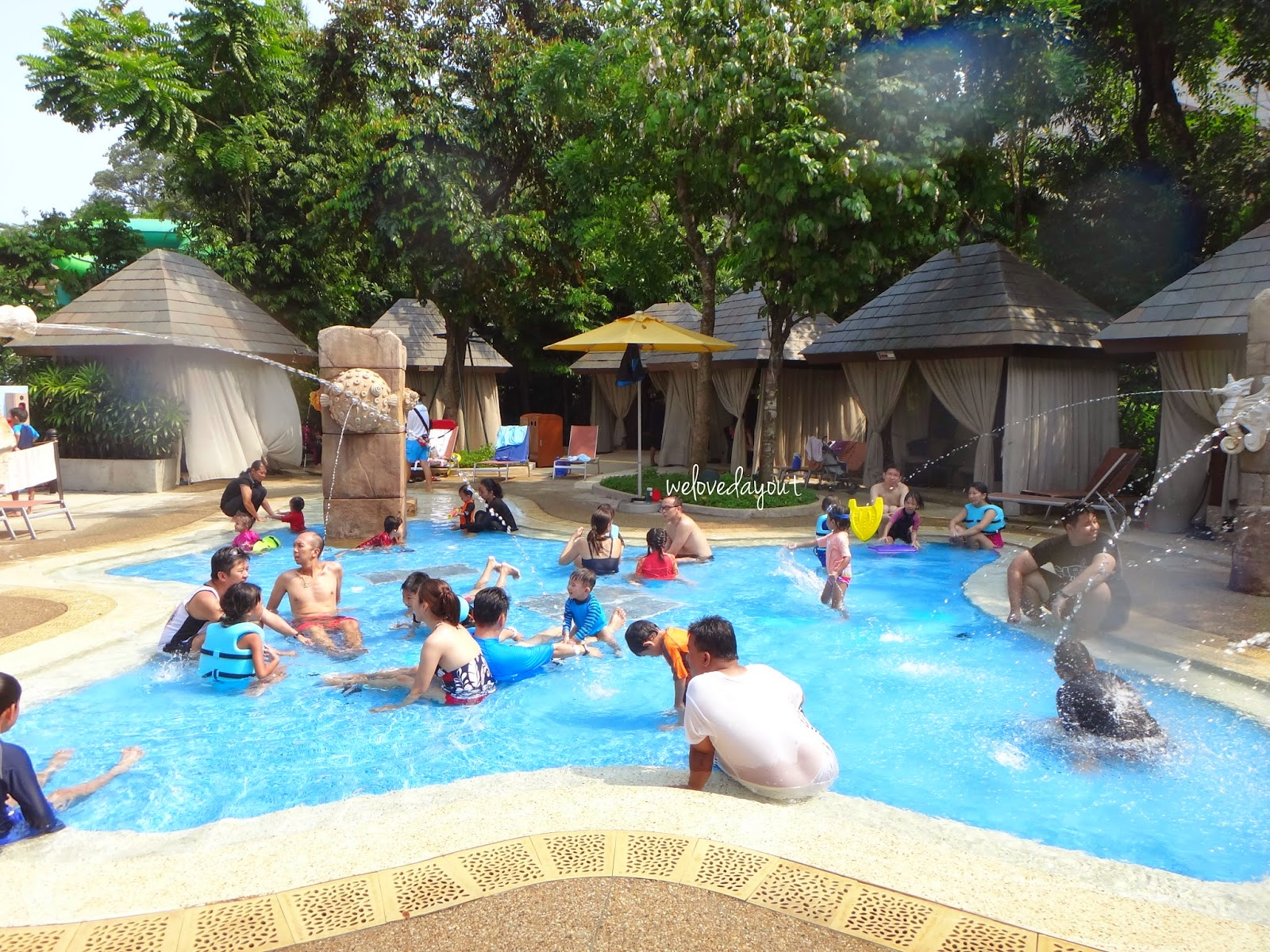 Welovedayout Family Fun At Adventure Cove Waterpark Resorts World Singapore Et Tiket Park Toddlers Having Seahorse Hideaway In