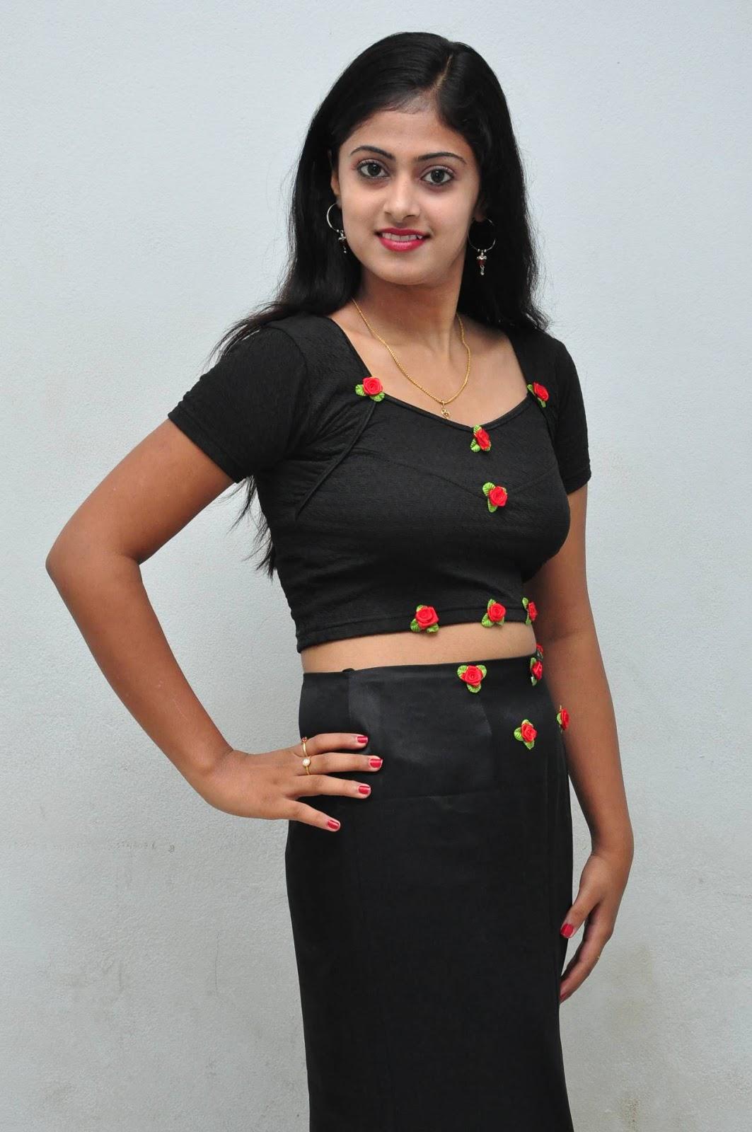Megha sri photos at Kaki event-HQ-Photo-15