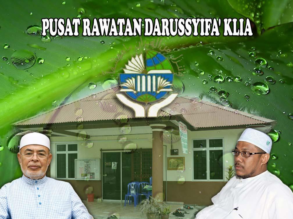 Pusat Rawatan Islam Darussyifa' KLIA