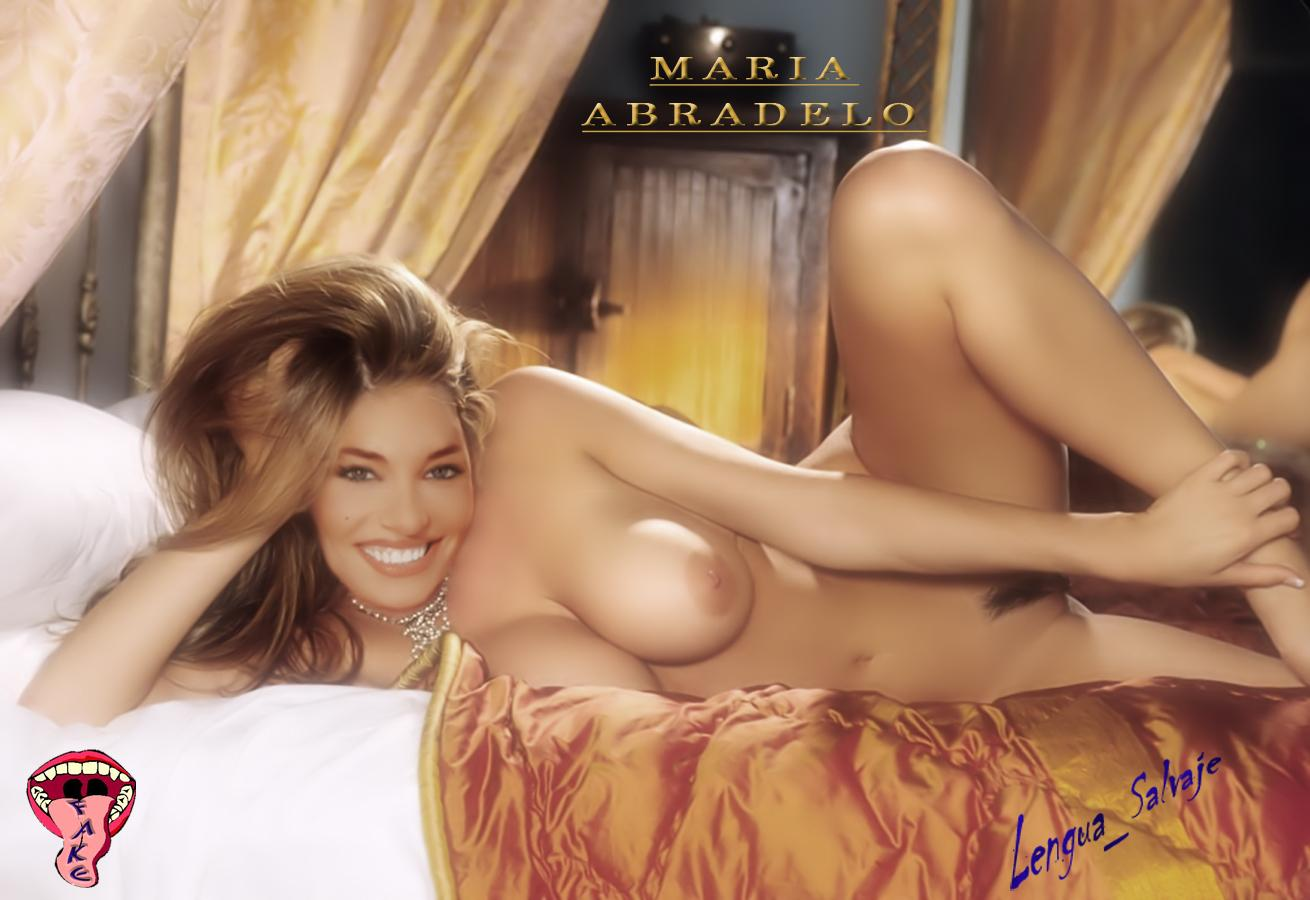Famosas Desnudas Actriz Maria Abradelo Jpg