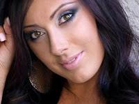 макияж карих глаз Для женщин.