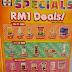 Senarai Promosi RM1 Berserta Tarikh di 7 Eleven