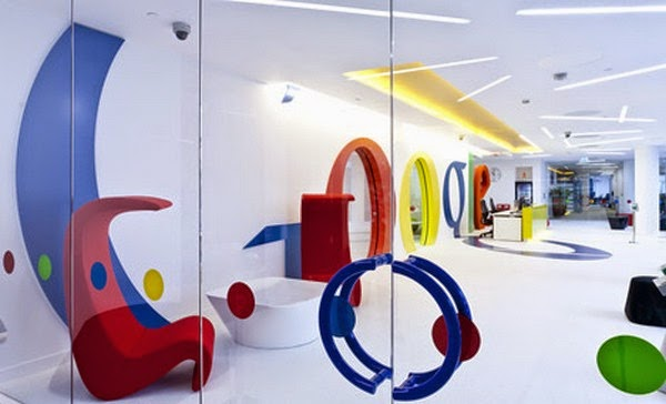 google-recreational-room