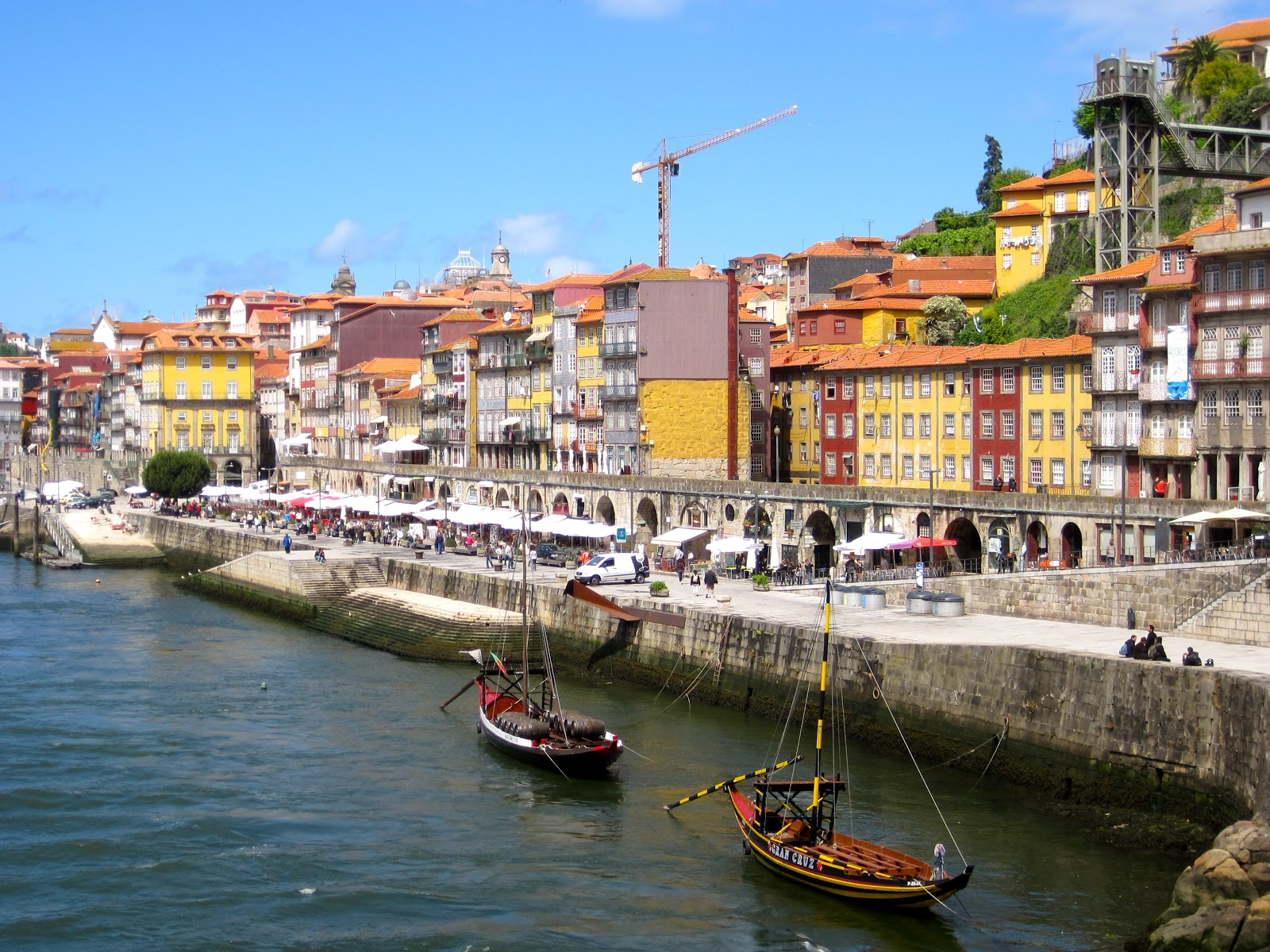 a look at the tourism potential of portugal In 1974, portugal became a free democracy, and in 1986 it joined the current european union as well as all bank notes, look the same throughout the eurozone.