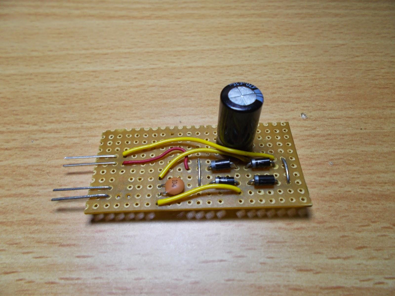 Buy Electronic Projects Online: Full Wave Rectifier Module