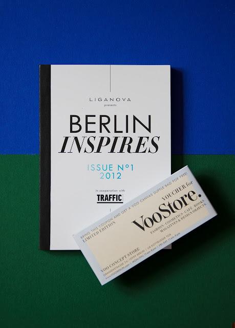 Giveaway,Berlin,Liganova,Voo Store