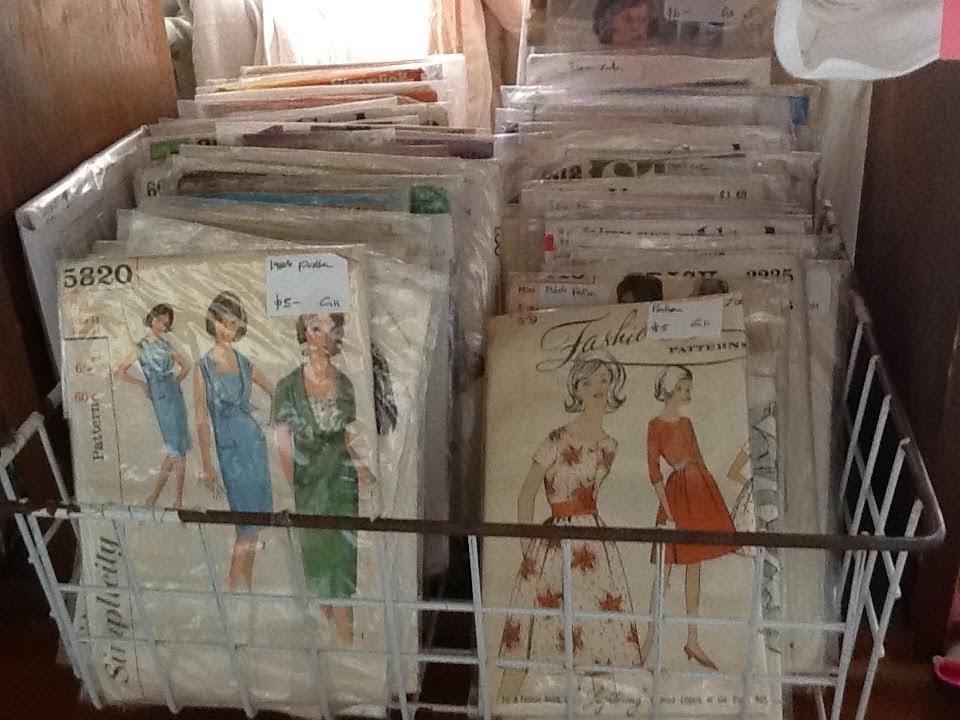 The vintage Shed