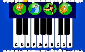 ¡¡¡JUEGA AL PIANOANIMAL!!