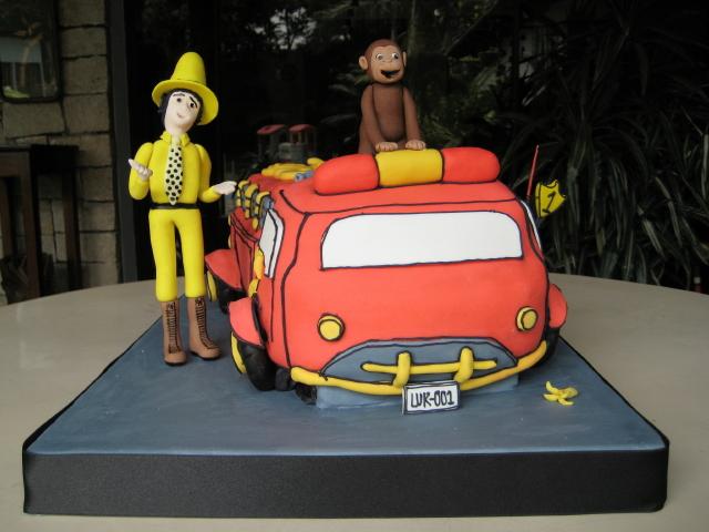 Decoración de Fiesta Infantil de Jorge el Curioso |Ideas y