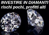 I diamanti da investimento: come investire