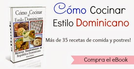 Cocina Algo Dominicano Hoy!