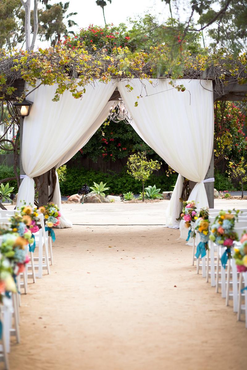 Historical museum wedding